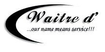 Logo for Waitre d' Recruitment
