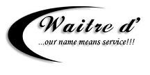 Logo for Waitre d' Recruitment