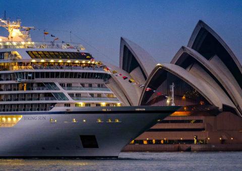 Viking Sun Sydney